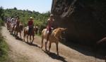 Конные туры в Евпатории - Кавалерия на марше